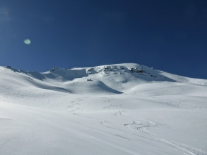 Dream first tracks down Vallonnets