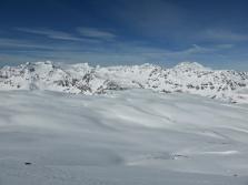 Pays Desert, Val d'Isere