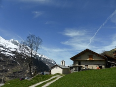 Le Chenal and its chapel