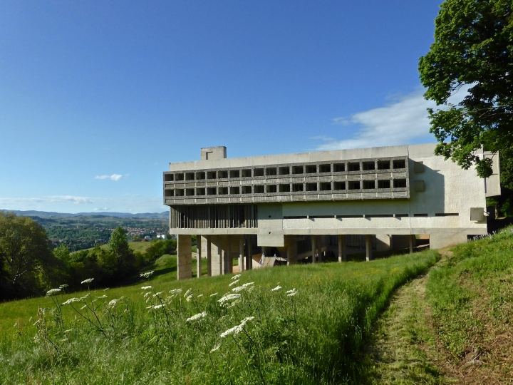 La Tourette convent, a place of silence and peace