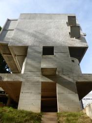 Northern facade