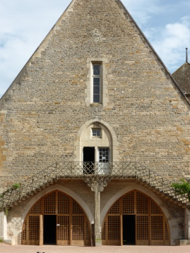 Cluny: the granary