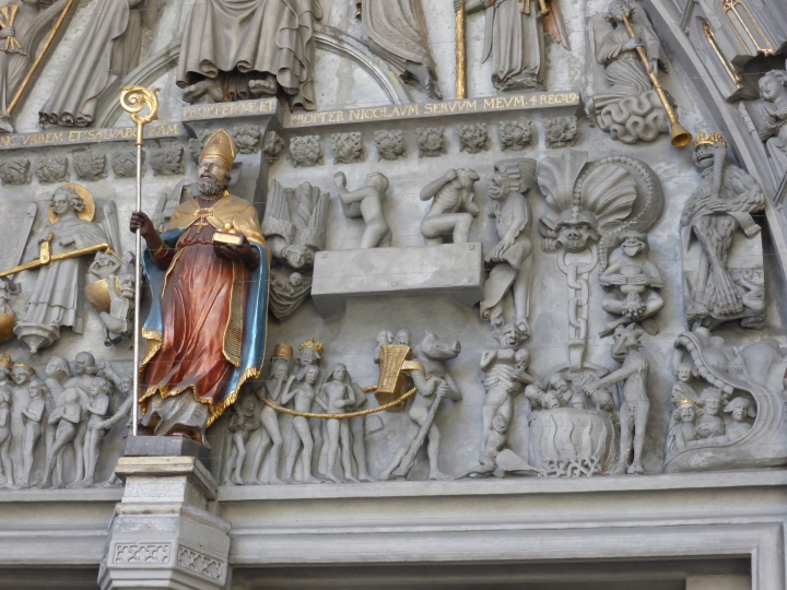 Fribourg, St Nicholas cathedral
