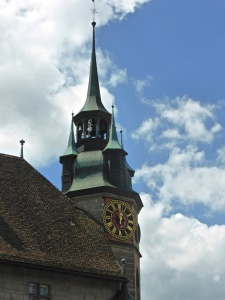 Fribourg, town hall