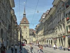 Bern: main street