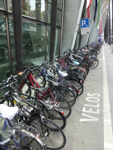 Lucerne: cycling seems popular
