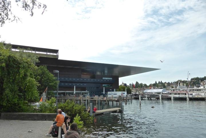 Jean Nouvel's cultural centre
