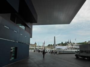 Lucerne: Jean Nouvel's new cultural centre