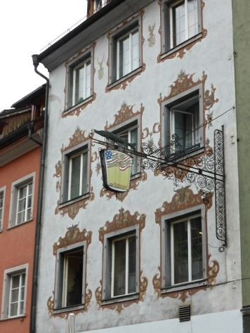 Feldkirch: the American bar - just not the one you're thinking of