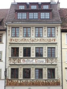 Feldkirch: Gasthof Lingg