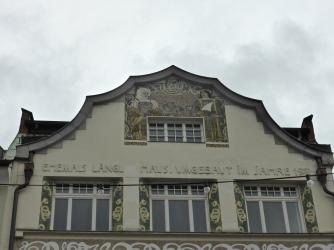 Feldkirch: 1907 Handel Industrie building