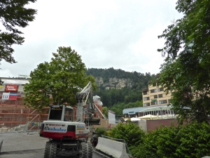 Feldkirch: building the new cultural centre