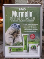 Marmot fat balm, it's the next big thing