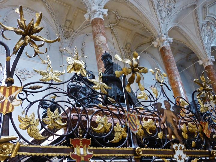 Hubris in Innsbruck: Maximilian's cenotaph