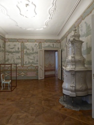 Hofburg: the Chinese room