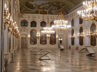 Hofburg: main hall