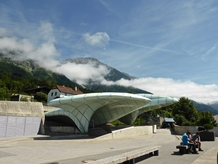 Spaceship landed: Zaha Hadid's Hungerburg station
