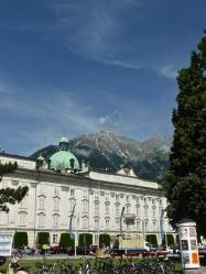 Hofburg: Eastern facade