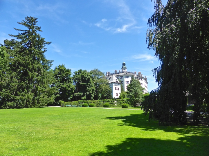 Schloss Ambras: the old castle