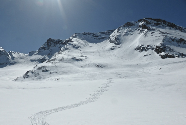 Glacier du Col Pers