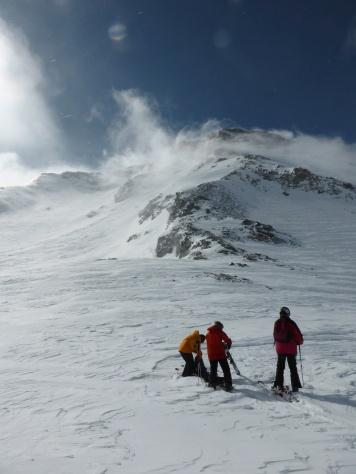 To Glacier Pers