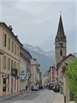 2015 view of Barcelonnette