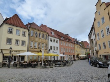 Osnabrück: off the market square