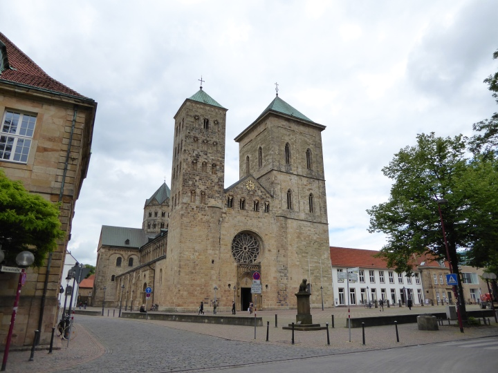 Osnabrück: the cathedral