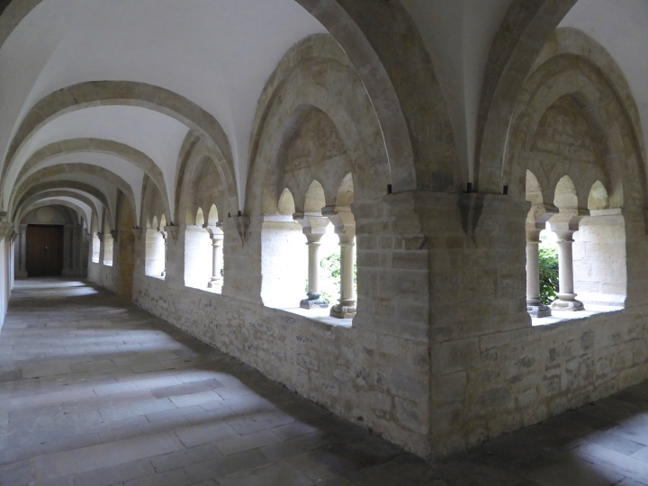 Osnabrück: the cathedral cloister