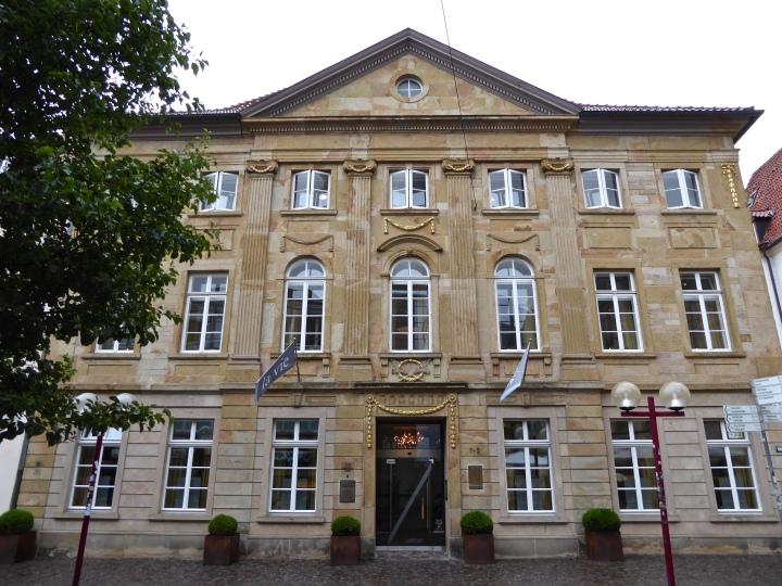 Osnabrück: neo-classical townhouse