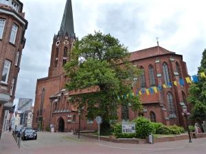 Buxtehude: Petrikirche, the church of St Peter