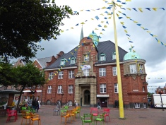 Buxtehude: the 1904 townhall