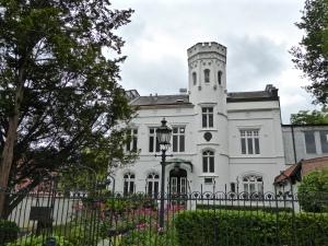 Buxtehude: roccoco house