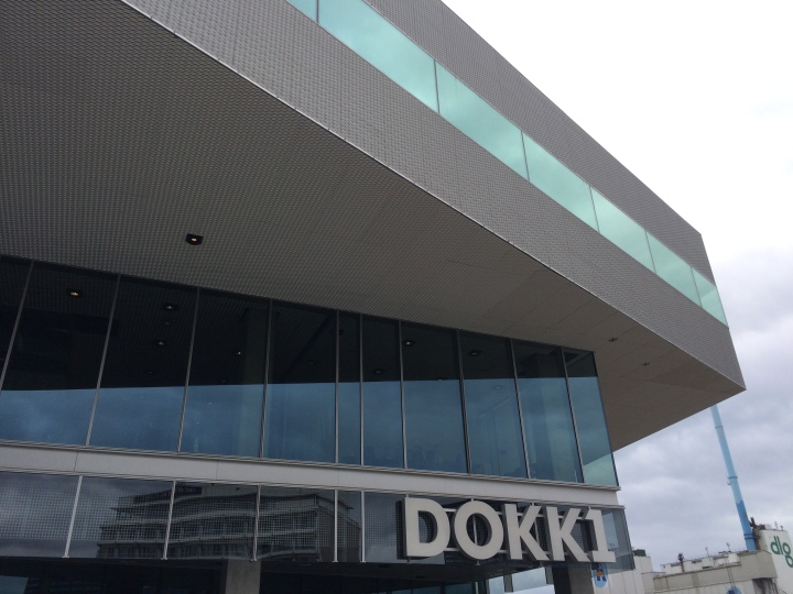 Ship shape: Aarhus' new Dokk1 library and media centre