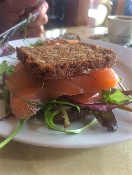Lunch in Aarhus
