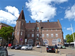 Bank in Aalborg