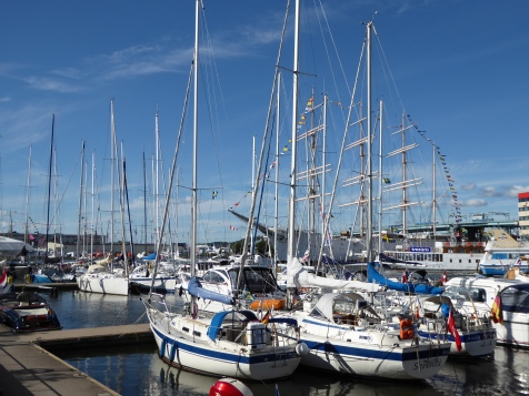 Göteborg marina