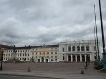 Göteborg's Gustav Adolf square