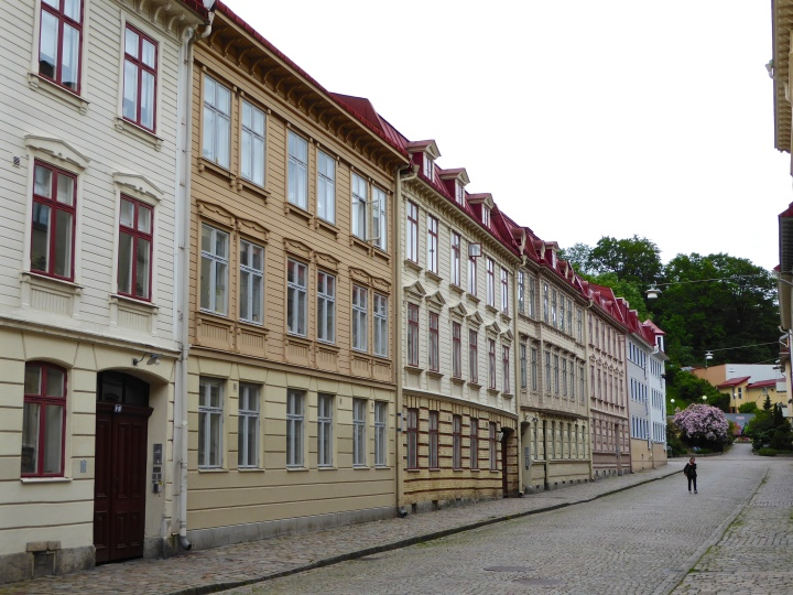Haga: 19th century wooden houses