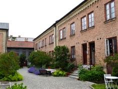 Göteborg: refurbed council flats in Haga