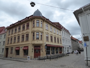Göteborg: delis and antique shops in Haga