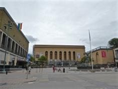 Göteborg's stripped neo-classical art museum