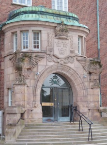 Örebro: turn-of-the-century administrative building