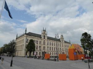 Örebro: the neb-renaissance townhall