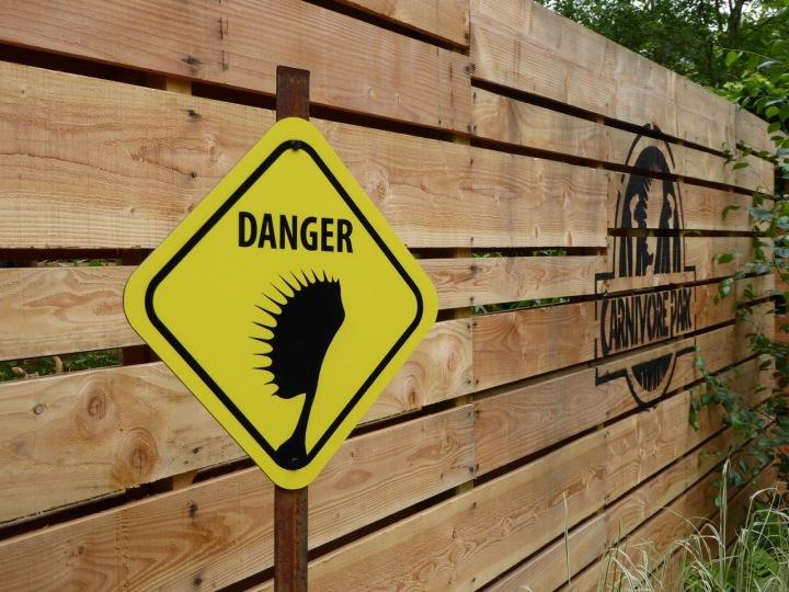 Carnivore Parc: watch out, carnivorous plants about