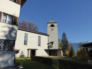 Hungerburg's Theresien Kirche